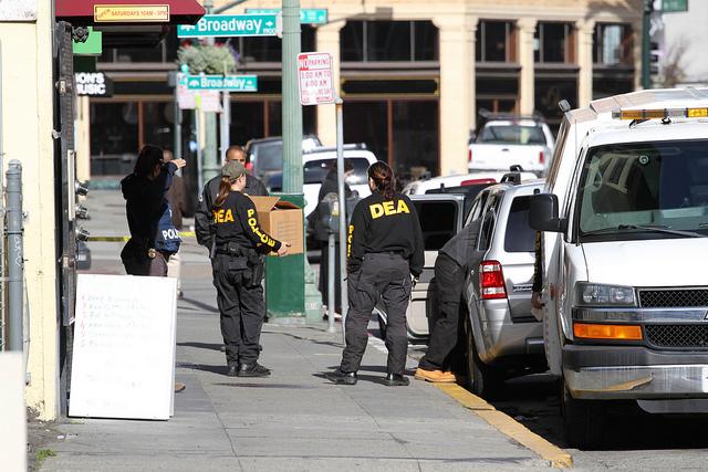 Civil Forfeiture for Marijuana Businesses