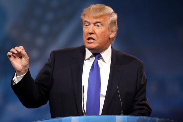 Donald Trump on marijuana